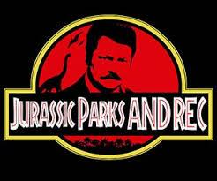 <b>Jurassic Parks And Rec</b> Shirt