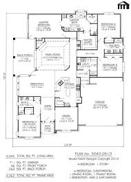 Bedroom House Plans No Garage   Free Online Image House Plans    Bedroom House Plans With Garage on bedroom house plans no garage