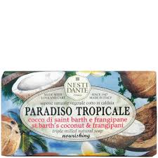 Nesti Dante <b>Paradiso Tropicale St</b>. Bath Coconut and Frangipani ...