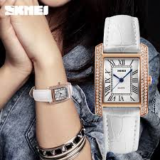 Reloj Mujer <b>SKMEI</b> Quartz <b>Womens</b> Watches <b>Luxury Fashion</b> ...