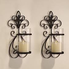 iron wall decor u love: candle holders shop for a decorative candle holder youull love