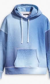 <b>Boxed</b> Hoodie - Blue | <b>Levi's</b>® US