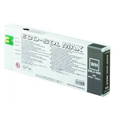 <b>Roland Eco</b>-<b>Sol Max</b> ESL3-4WH 200ml - <b>White</b> - Buy Online in ...