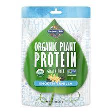 <b>Organic Plant Protein</b> | Garden of Life