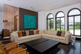 french models design for living room luxurious black stained wooden coffee desk bedroomcaptivating brown leather office chair home design