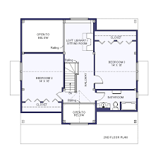 Second floor plan   Shaker contemporary house   Pinterest    Second floor plan   Shaker contemporary house   Pinterest   Architectural Design Magazine  House plans and Dream Homes