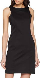 <b>Mexx Women's</b> Party Dress, Black (Black 300002), 36 UK: Amazon ...