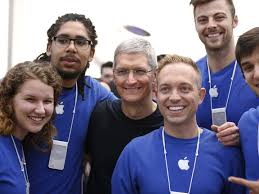 what it s like to intern at apple business insider