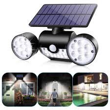 <b>BRELONG BR</b>-0125 Black <b>Solar</b> Wall Lights Sale, Price & Reviews ...