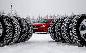 Выбираем нешипованные <b>шины</b> для машин гольф-класса ...