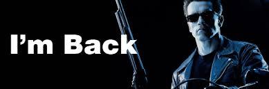 Resultado de imagem para i´m back