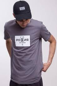 <b>Футболка</b> 1/6 Poccnr № 1/6 (Grey, 2Xl): где купить недорого - по ...