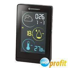 <b>Погодная станция Bresser</b> Temeo Life H, термодатчик, гигрометр ...