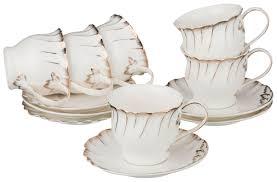 Чайный сервиз <b>Lefard зефир</b> 590-219 6 пер. купить, цены в ...