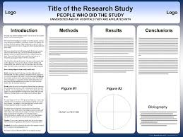 Academic Poster Template Publisher   Notarnyc Notarnyc