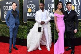 The best-dressed <b>men</b> at the <b>Golden</b> Globes 2020