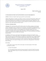 circular a 129 the white house 9735 png