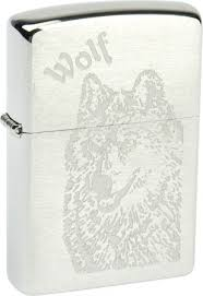 <b>Зажигалка Zippo Wolf</b> 200 на ZIPPO-RUSSIA.RU