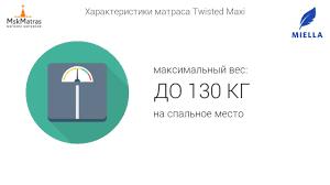 <b>Матрас Miella Twisted</b> Maxi - YouTube