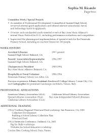academic resume templates   svixe don    t live a little  live a resumefunctional resume example librarian academic setting