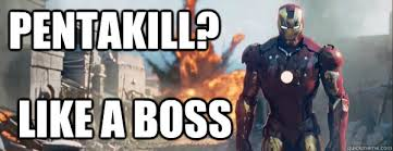 How I feel After Making A Strike In Bowling - Iron Man Ignite ... via Relatably.com