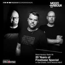 <b>Moon</b> Harbour Radio 58: <b>Chris Wood</b>, MEAT & Dan Drastic - 20 ...