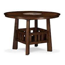 Value City Dining Room Tables Harbor Pointe Counter Height Table Oak Value City Furniture