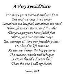 Gift for Sister | Sister Quotation | Sister Birthday | Sister ... via Relatably.com