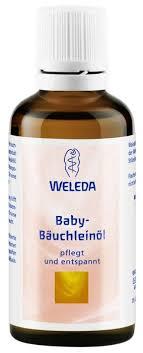 Weleda <b>Масло для массажа</b> животика младенцев — купить по ...