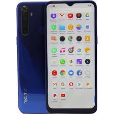 Смартфон REALME 5 <b>Blue Crystal</b> 64 Гб — купить, цена и ...