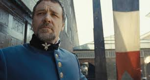 movie review les miserables the silver screener russell crowe as javert in les miserables