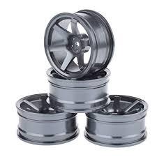 1/10 RC Drift Car <b>Aluminium Alloy</b> Wheel Hubs <b>Diameter 52mm</b>
