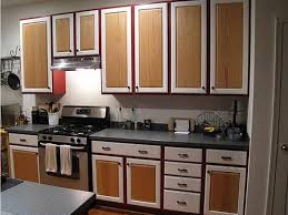Two Tone Painting Two Tone Painted Kitchen Cabinet Ideas Exitallergycom