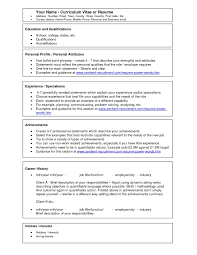 resume format ms word cipanewsletter of resume format in ms word