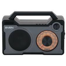 Купить <b>Радиоприемник Sven SRP-755</b> Black в каталоге интернет ...