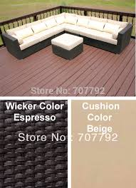 2016 all weather resin wicker patio furniture sect cheap plastic patio furniture