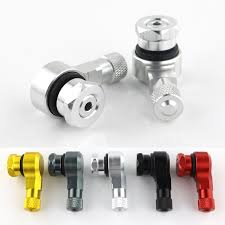 <b>Motorcycle Accessories</b> Tire Valve Stems <b>Aluminum</b> Tubeless For ...
