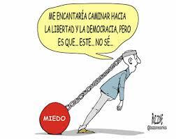 Bildergebnis für caricatura del cambio en venezuela