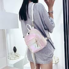 Women <b>Mini Backpack</b> Fashion Leather <b>Backpacks</b> for Teenagers ...