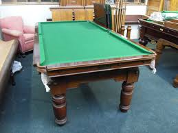 7ft dining table: