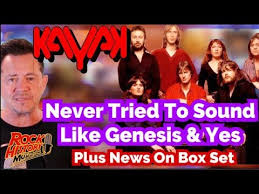"Ton Scherpenzeel: ""<b>Kayak</b> Never Tried To Sound Like Yes or Genesis"""