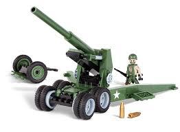 <b>Конструктор</b> Пушка <b>Cobi</b> Small Army WW2. 155mm Gun M1 <b>Long</b> ...