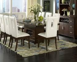 Modern Formal Dining Room Sets Modern Elegant Image Of Decorate Dining Table That Has Black