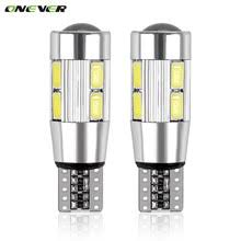 <b>2pcs T10 Led Canbus</b> Bulbs