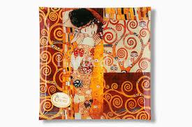 Купить <b>Тарелка квадратная Поцелуй</b> (<b>Г</b>.Климт) по цене 725 руб. в ...
