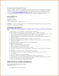 cosmetologist resume help sample cosmetology resume hairstylist resume resume example cosmetology resume resume example hair stylist resumes sample sample