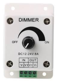 <b>ZDM</b>-01 JKL Components | PWM LED Dimmer,<b>5V</b>,6V,12V or 24V up ...