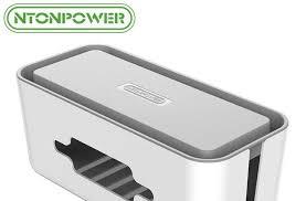 Free shipping <b>NTONPOWER RMB Hard Plastic</b> Power Strip Storage ...