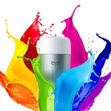 <b>Xiaomi</b> Mi E26 Smart <b>Light Bulb</b>, 60W Color <b>LED</b>, 1-Pack - Walmart ...
