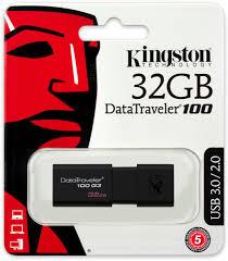 Обзор <b>флэш</b>-накопителя <b>Kingston</b> DataTraveler 100 G3 32 Гб ...